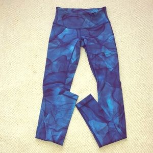 NWOT Lululemon Wunder Under Full Length! Sz 2
